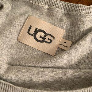 UGG short sleeve sweater top